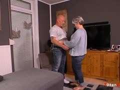 Ehepaare ficken deutsche Trauriger Abschied
