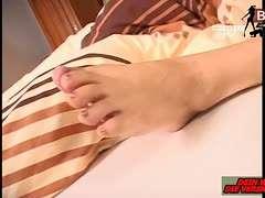 Lesbische Füße Sklave Fetisch